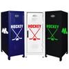 Ice Hockey Mini Locker Trio