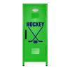 Ice Hockey Mini Locker Lime