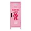 Martial Arts Mini Locker Pink