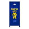 Martial Arts Mini Locker Blue