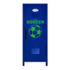 Soccer Mini Locker Blue