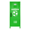 Soccer Mini Locker Lime