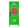 Softball Mini Locker Lime
