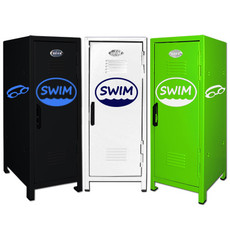 Swimmer Mini Locker Trio