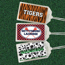Custom Luggage Tag Designs