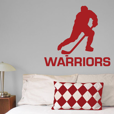 Personalized Team Wall Décor