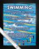 Framed Swimming Meet 8x10 Sport Poster Print