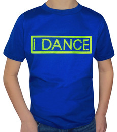I Dance Youth Tee Shirt