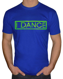 I Dance Men's Tee Shirt