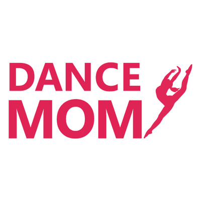Dance Mom Leap Window Decal