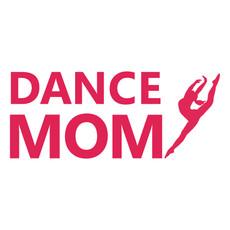Dance Mom Leap Window Decal