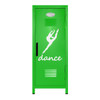 Dancer Leap Mini Locker Lime