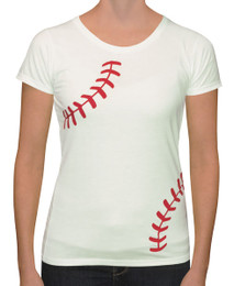 Women's Baseball T-shirt – Crew Laces