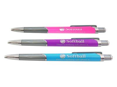 Softball Pen Set - Softball Saying
