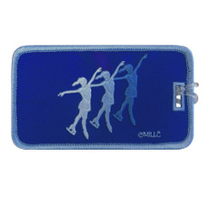 Synchronized Skaters Luggage Tag
