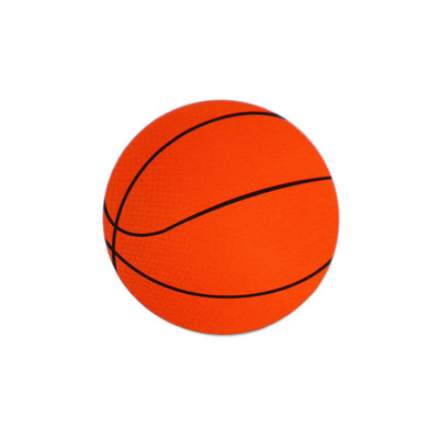 Basketball Printed Car Magnet