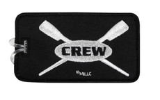 Crew Rowing Luggage Tag