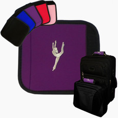 Dance Emblem Luggage Handle Wrap