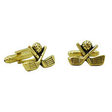 Golf Cuff Links