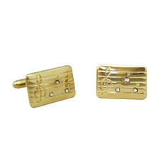 Music Cuff Links