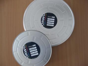 ORWO TF12d (Sound Recording Film), 35mm, 2050ft