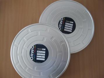 ORWO DP31, 35mm, B&H Perf, K-Code, Duplicating Positive, 2000ft on core