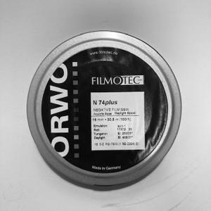 ORWO N75 (400 ASA) 16mm, Single Perf, Negative B&W Film, 100ft, on DAYLIGHT Spool!