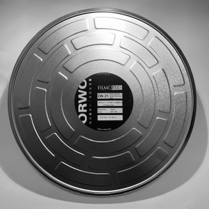 ORWO DN21,16mm, Single Perf, Duplicate Negative B&W Film, 2000ft Core