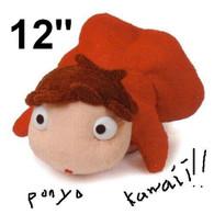 """Ponyo 12"""" Plushie"""