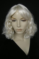 Gaga Pale Blonde G5 Wig Bad Romance