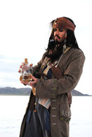 Captain Jack  Coat POTC