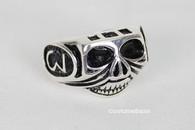Depp Skull Ring
