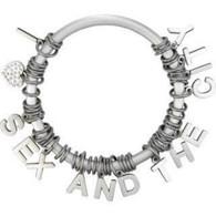 Bangle Charm Bracelet satc
