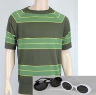 Kurt Cobain Sweater + Sunglasses