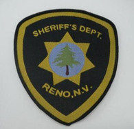 911 SHERIFF PATCH