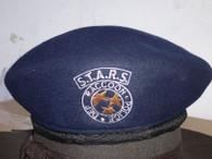 Biohazard BERET STARS Navy Blue