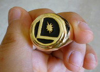 GOLD LEGION FLIGHT RING