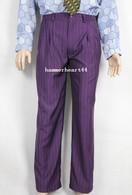 Crown Prince of Crime Purple PANTS