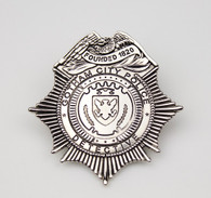 Gordon badge