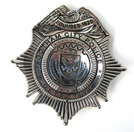 Jim Gordan Detective Badge