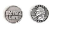 Extra Life Coin