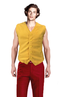 Yellow Vest Halloween Costume Fancy joker 2019 Joaquin Phoenix Arthur Fleck