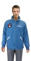 CARROLL Shelby JACKET Sweater Ford Vs Ferrari Costume Fleece