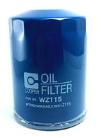 WZ115 OIL FILTER FORD/NISSAN (Interchangeable with Z115)