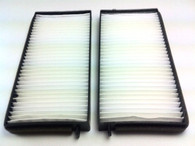 SSANGYONG STAVIC CABIN FILTER (AUTO) (Interchangeable with 68110-21030) [2-piece set]