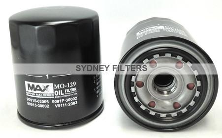 MO129 Z334 OIL FILTER