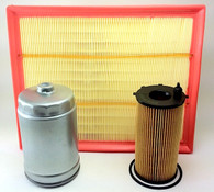 DODGE NITRO / JEEP CHEROKEE KK 2.8L CRD FILTER KIT