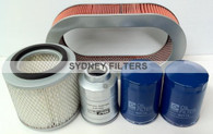 FORD MAVERICK/NISSAN PATROL GQ 4.2L DIESEL FILTER KIT