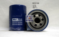 WCO106NM HYUNDAI iLOAD iMAX OIL FILTER (Interchangeable with MO629, 26310-4A000)