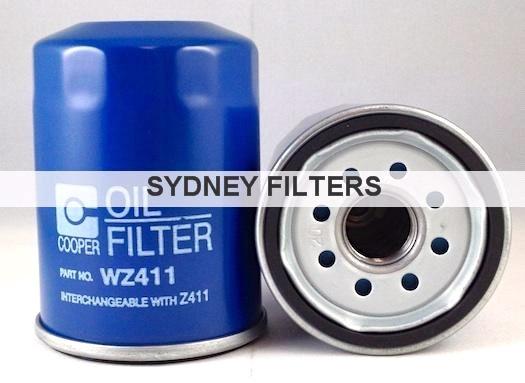 WESFIL OIL FILTER FOR Nissan Navara 3.0L V6 dCi 2010 10//10-on WZ142